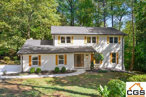 1353 Brawley Circle NE, Brookhaven, GA 30319 (MLS #6088782) :: Iconic Living Real Estate Professionals
