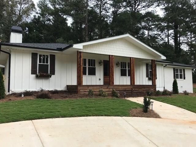 1335 Cliffwood Drive SE, Smyrna, GA 30080 (MLS #6089298) :: Iconic Living Real Estate Professionals