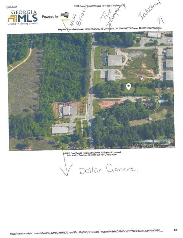 10681 Highway 36 Road, Covington, GA 30014 (MLS #6089788) :: RE/MAX Paramount Properties