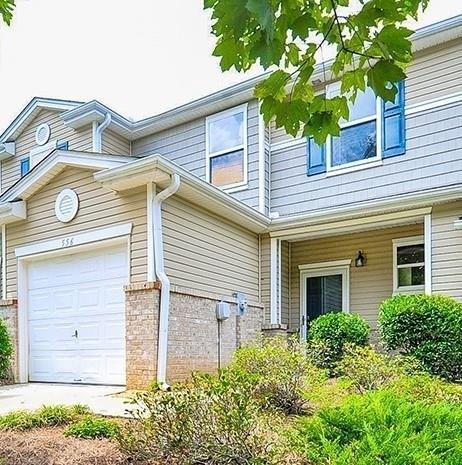 556 Rendezvous Road, Acworth, GA 30102 (MLS #6091702) :: Kennesaw Life Real Estate