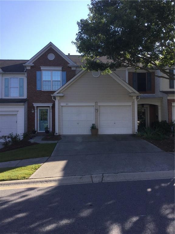 211 Regent Square, Woodstock, GA 30188 (MLS #6093179) :: North Atlanta Home Team