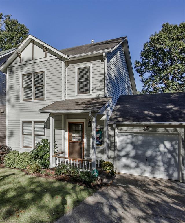 315 Mathews Avenue NE, Atlanta, GA 30307 (MLS #6093363) :: RE/MAX Paramount Properties