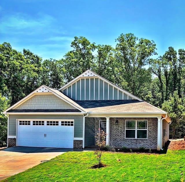 203 Sugar Maple Drive, Cornelia, GA 30531 (MLS #6093366) :: RE/MAX Paramount Properties