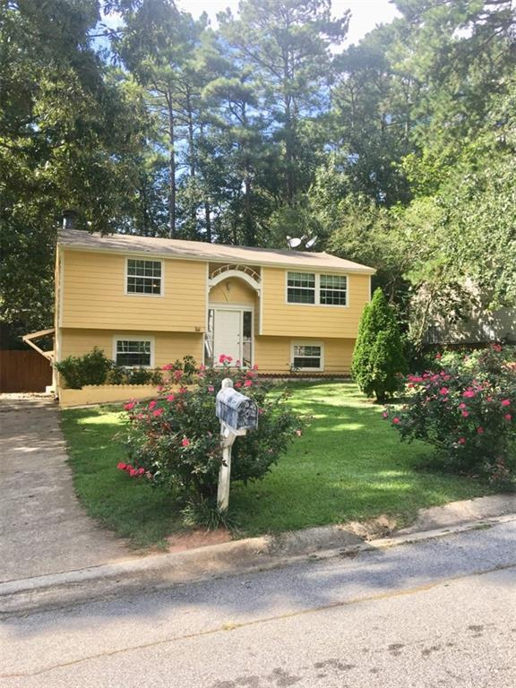 6732 Lismore Drive, Norcross, GA 30093 (MLS #6095076) :: The Russell Group