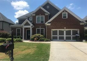 1558 Squire Hill Lane, Lawrenceville, GA 30043 (MLS #6095618) :: RE/MAX Paramount Properties