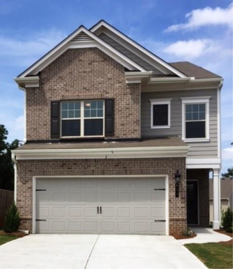 1729 Charcoal Ives Road, Lawrenceville, GA 30045 (MLS #6096328) :: North Atlanta Home Team