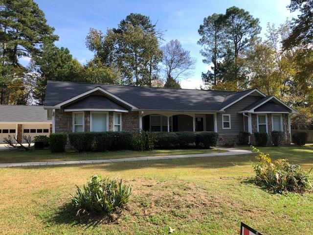 1448 Old Summerville Road NW, Rome, GA 30165 (MLS #6096385) :: The Zac Team @ RE/MAX Metro Atlanta