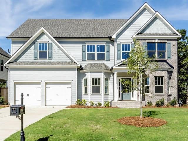 14 Creekview Drive SE, Cartersville, GA 30120 (MLS #6097001) :: North Atlanta Home Team