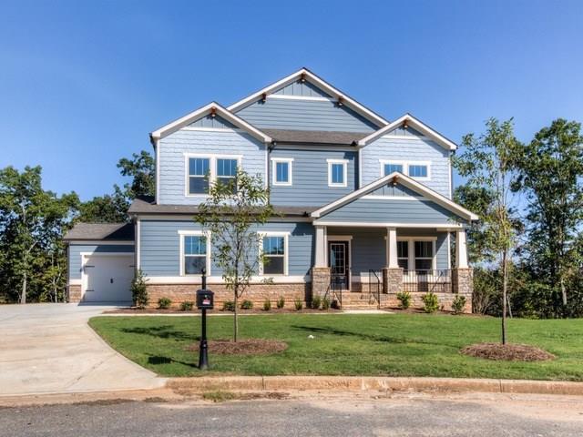 4 Ridgemont Way SE, Cartersville, GA 30120 (MLS #6097015) :: North Atlanta Home Team