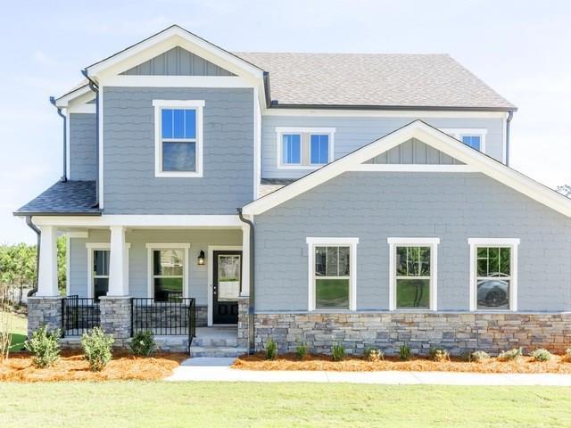 26 Ridgemont Way SE, Cartersville, GA 30120 (MLS #6097043) :: North Atlanta Home Team