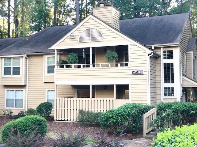 1402 N Crossing Drive NE, Atlanta, GA 30329 (MLS #6097494) :: RE/MAX Paramount Properties
