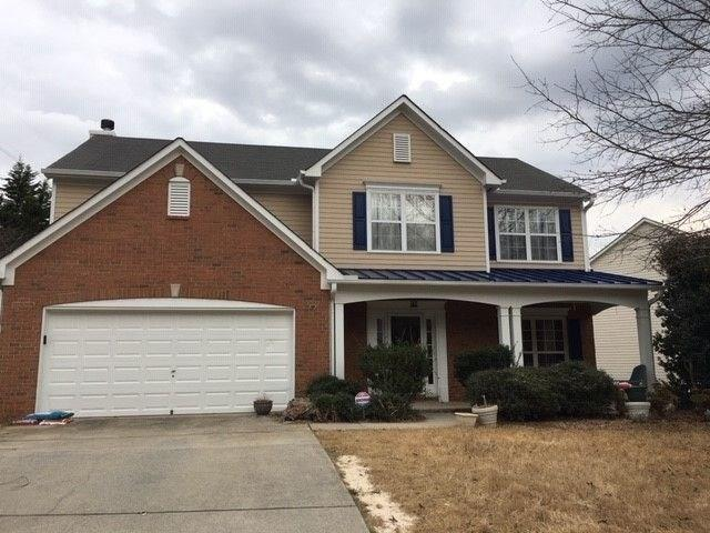 1555 Anna Ruby Lane NW, Kennesaw, GA 30152 (MLS #6098341) :: RE/MAX Paramount Properties
