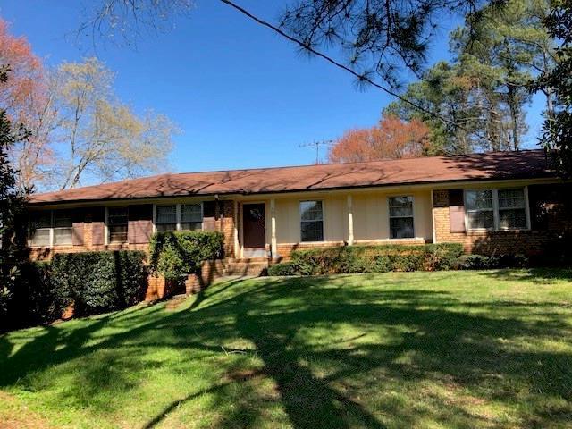 6105 Glenridge Drive, Sandy Springs, GA 30328 (MLS #6098535) :: RE/MAX Prestige