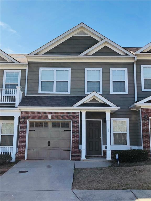 7811 Carnegie Drive, Fairburn, GA 30213 (MLS #6098618) :: RE/MAX Paramount Properties