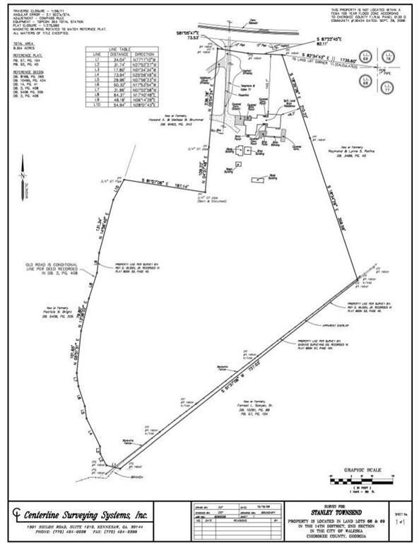 6497 Reinhardt College Parkway, Waleska, GA 30183 (MLS #6098766) :: Path & Post Real Estate