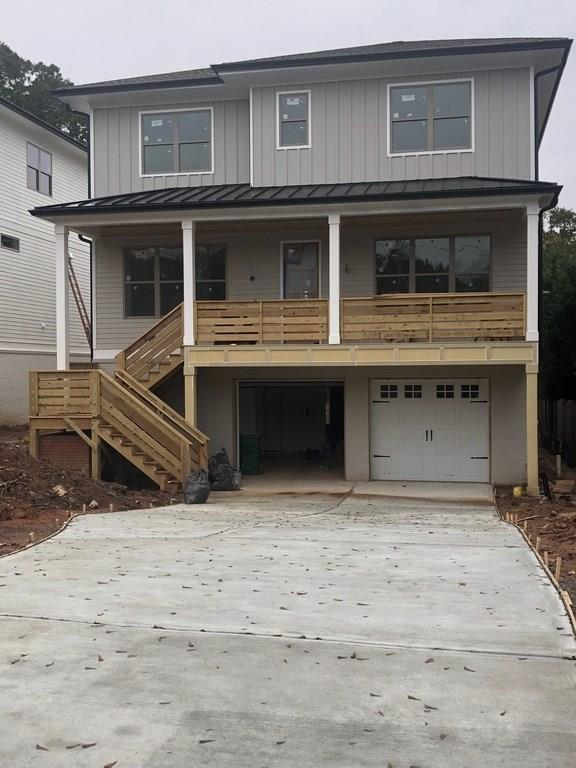 1055 Antioch Drive NE, Brookhaven, GA 30319 (MLS #6098827) :: North Atlanta Home Team