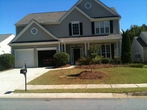384 Ethridge Drive NW, Kennesaw, GA 30144 (MLS #6099148) :: Kennesaw Life Real Estate