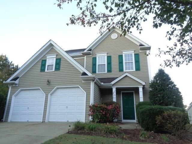 311 Weatherstone Place, Woodstock, GA 30188 (MLS #6099403) :: Kennesaw Life Real Estate