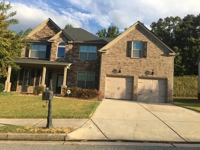 5464 Jamerson Drive, Atlanta, GA 30349 (MLS #6100569) :: RE/MAX Paramount Properties