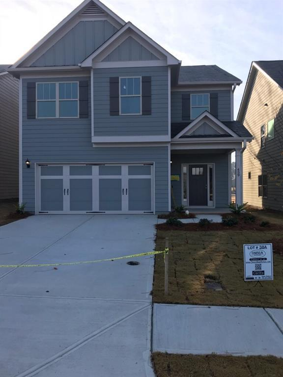 459 Omnia Ridge Way, Lawrenceville, GA 30044 (MLS #6100581) :: Kennesaw Life Real Estate