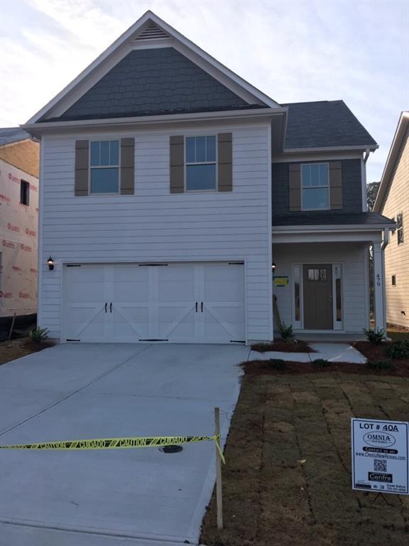 479 Omnia Ridge Way, Lawrenceville, GA 30044 (MLS #6100605) :: North Atlanta Home Team