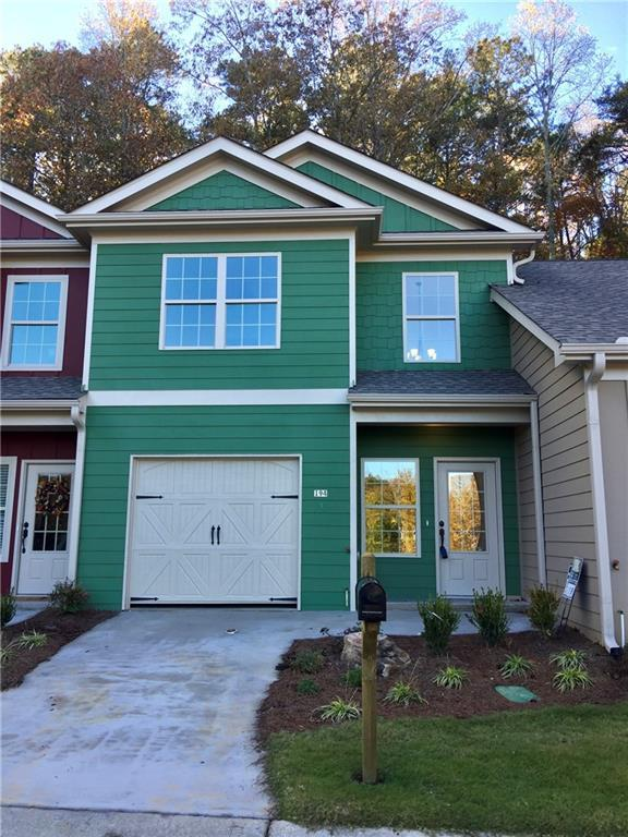 194 Towne Villas Drive, Jasper, GA 30143 (MLS #6100679) :: The Zac Team @ RE/MAX Metro Atlanta