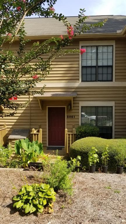 3061 Steeplechase Drive, Alpharetta, GA 30004 (MLS #6100708) :: Buy Sell Live Atlanta
