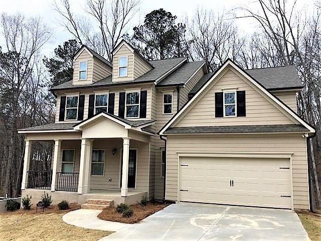 836 Tramore Road, Acworth, GA 30102 (MLS #6101068) :: Kennesaw Life Real Estate