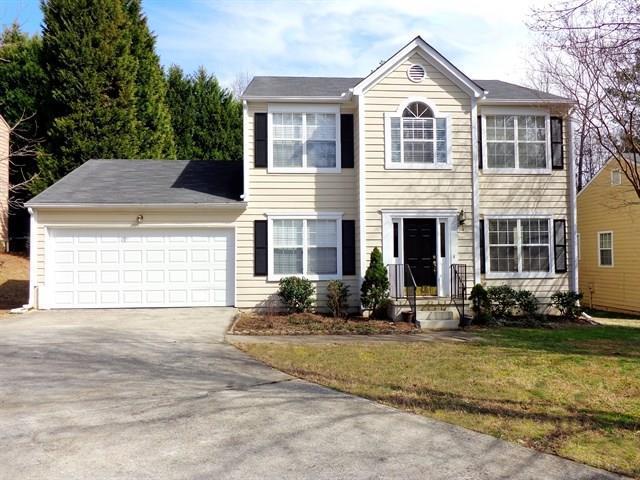 230 Preston Oaks Drive, Alpharetta, GA 30022 (MLS #6101107) :: Kennesaw Life Real Estate