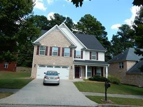 1531 Park Knoll Trail, Lawrenceville, GA 30043 (MLS #6101121) :: RE/MAX Paramount Properties