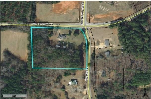 632 Racetrack Road, Mcdonough, GA 30252 (MLS #6101665) :: Hollingsworth & Company Real Estate