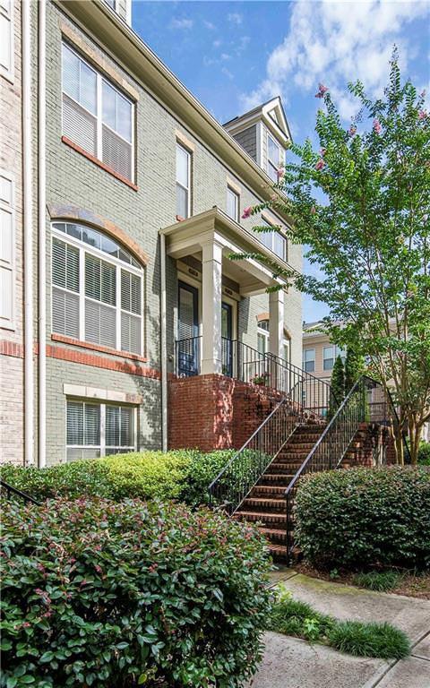 1736 Breyerton Drive NE #12, Atlanta, GA 30329 (MLS #6101681) :: RE/MAX Prestige