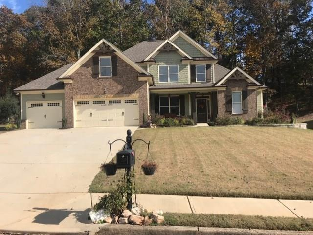 241 Cannon Ridge View, Dallas, GA 30132 (MLS #6101793) :: Path & Post Real Estate