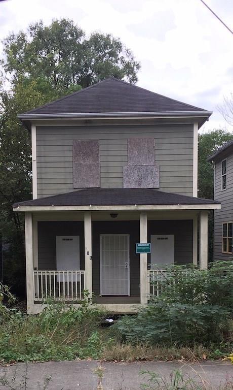 834 Fox Street NW, Atlanta, GA 30318 (MLS #6102067) :: North Atlanta Home Team