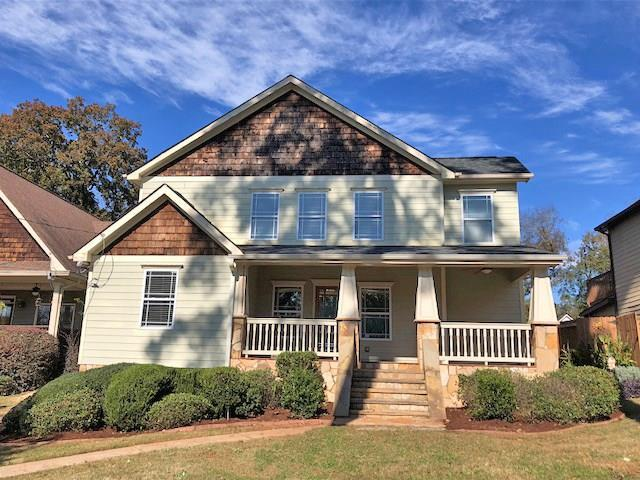 2288 Cottage Grove Avenue SE, Atlanta, GA 30317 (MLS #6102104) :: The Hinsons - Mike Hinson & Harriet Hinson