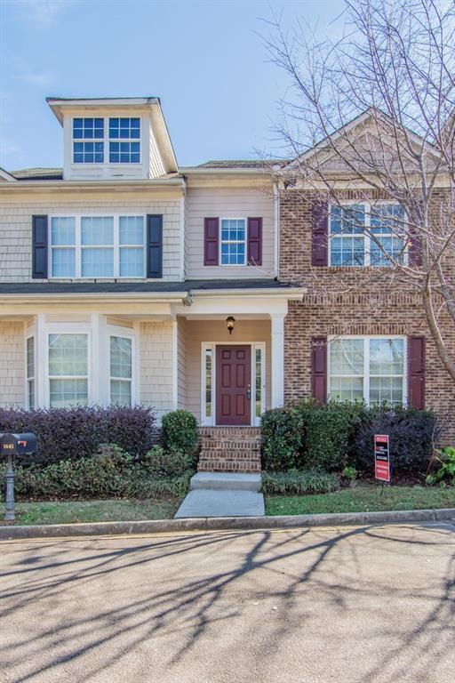 1445 Bluff Valley Circle, Gainesville, GA 30504 (MLS #6102670) :: North Atlanta Home Team