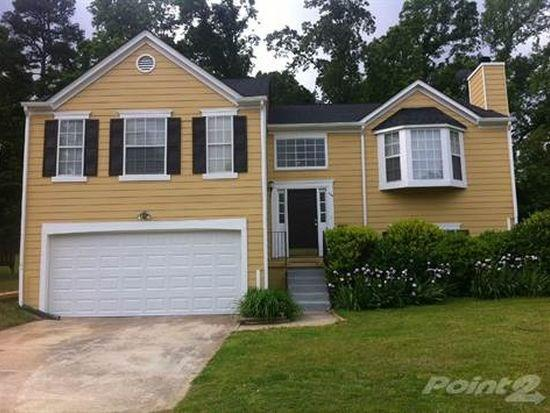 1243 Ling Way, Austell, GA 30168 (MLS #6102884) :: Hollingsworth & Company Real Estate