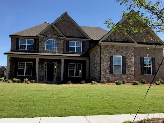 1805 Henley Way, Alpharetta, GA 30009 (MLS #6103861) :: North Atlanta Home Team