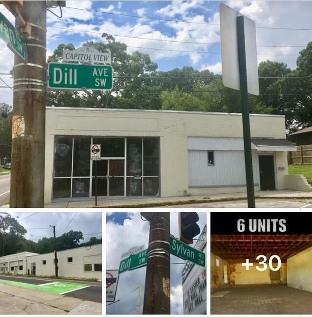 918 Dill Avenue SW, Atlanta, GA 30310 (MLS #6104795) :: Hollingsworth & Company Real Estate