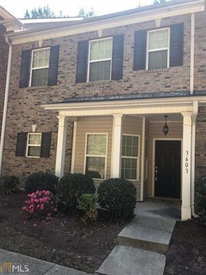 2555 Flat Shoals Road #3603, Atlanta, GA 30349 (MLS #6105087) :: The Zac Team @ RE/MAX Metro Atlanta