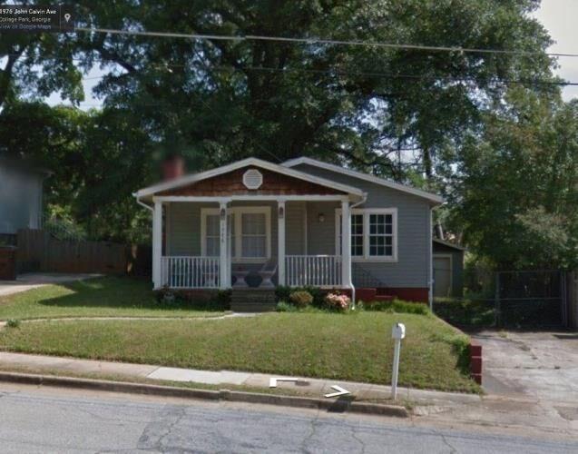 1976 John Calvin Avenue, College Park, GA 30337 (MLS #6105635) :: RCM Brokers