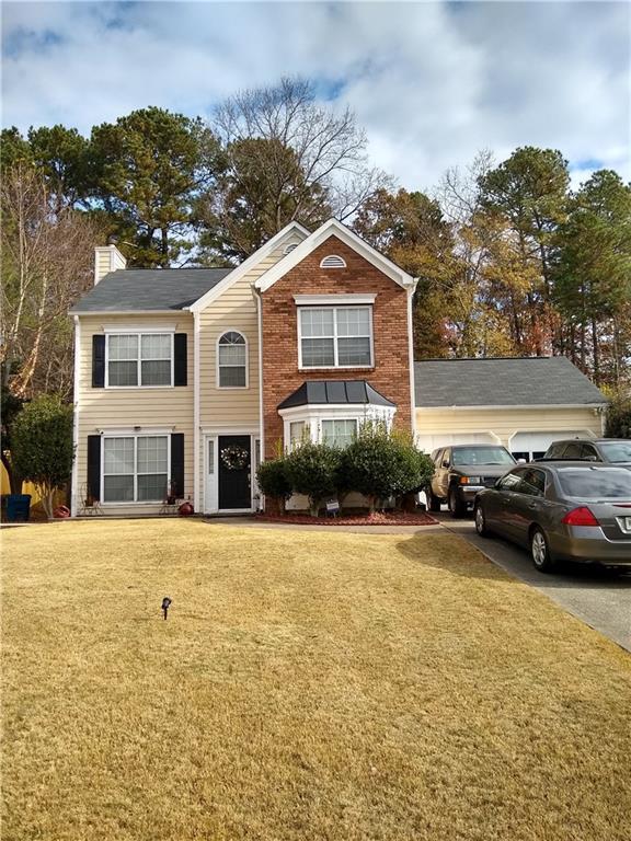 2745 Woodbine Hill Way, Norcross, GA 30071 (MLS #6105860) :: North Atlanta Home Team
