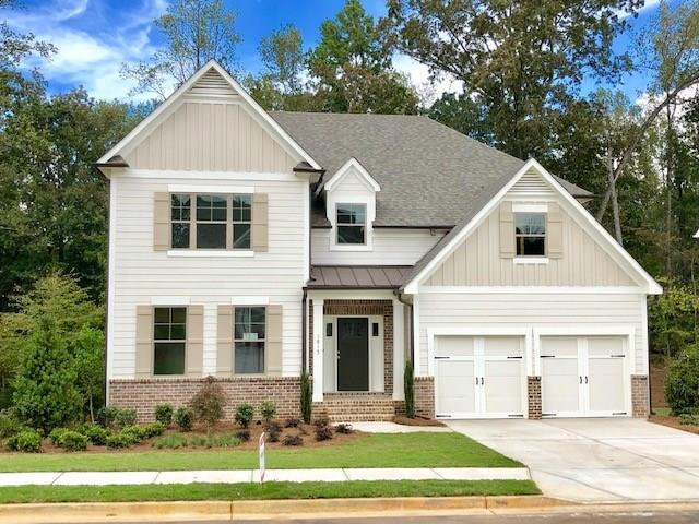1818 Goodhearth Drive, Marietta, GA 30066 (MLS #6106372) :: Hollingsworth & Company Real Estate