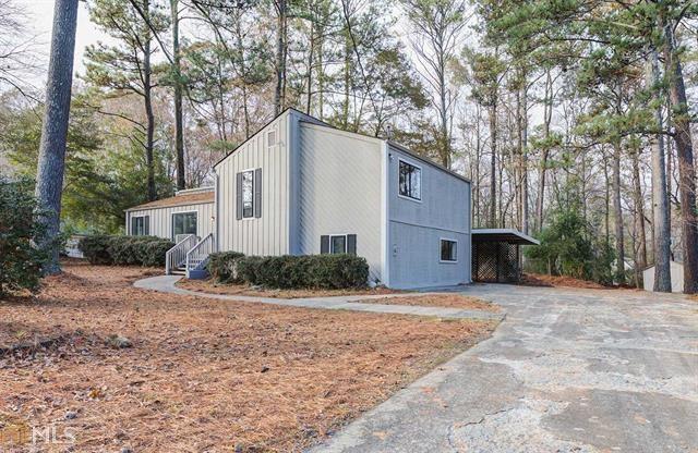 2700 Creekview Point NW, Marietta, GA 30064 (MLS #6106448) :: RE/MAX Paramount Properties