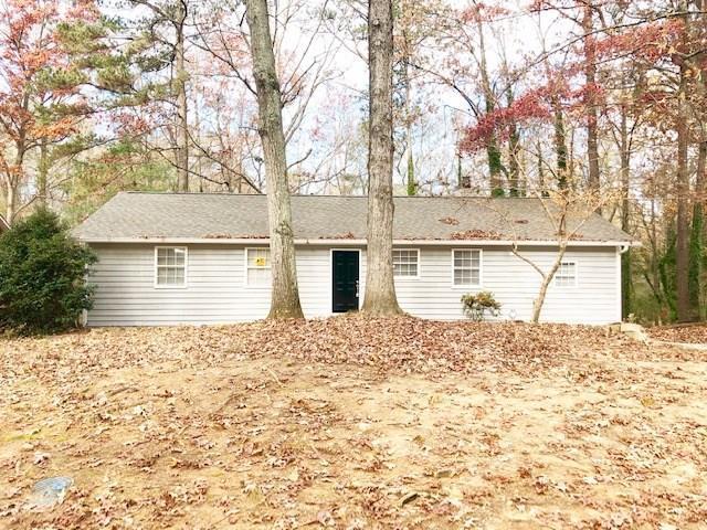 1393 Red Cedar Trail, Stone Mountain, GA 30083 (MLS #6106680) :: North Atlanta Home Team