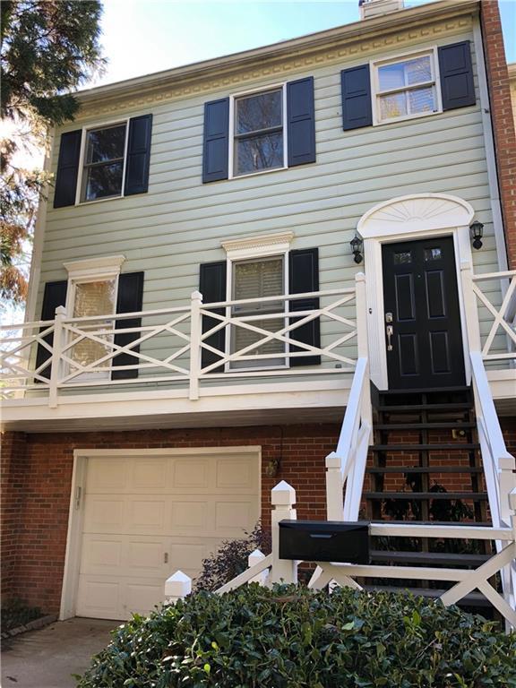 104 Terrace Drive NE #1, Atlanta, GA 30305 (MLS #6107160) :: Path & Post Real Estate