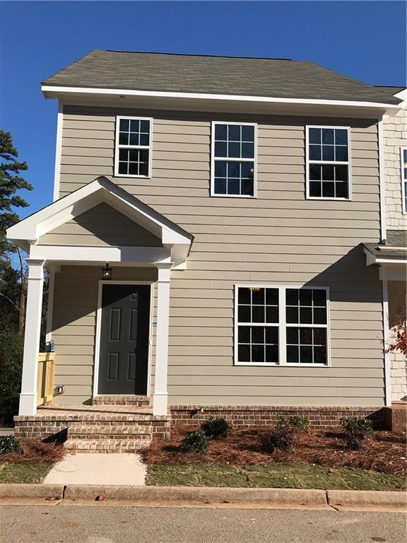 1465 Bluff Valley Circle #19, Gainesville, GA 30504 (MLS #6107734) :: North Atlanta Home Team