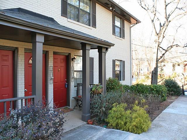 410 Candler Park Drive NE H-5, Atlanta, GA 30307 (MLS #6107978) :: North Atlanta Home Team