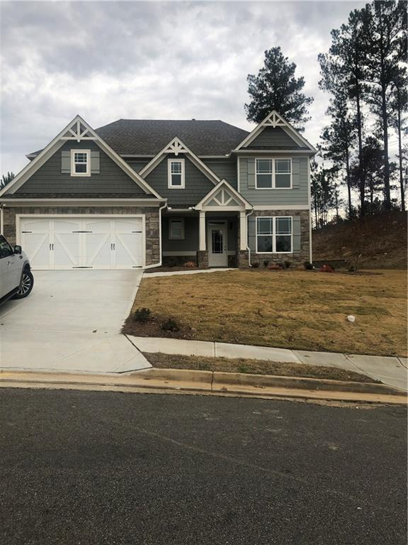 56 Red Wood Drive, Dallas, GA 30132 (MLS #6108265) :: North Atlanta Home Team