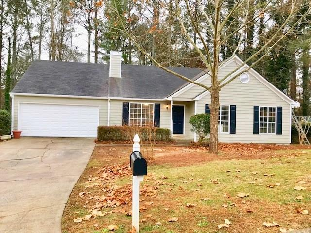 4044 Paloverde Drive NW, Kennesaw, GA 30144 (MLS #6108300) :: Kennesaw Life Real Estate